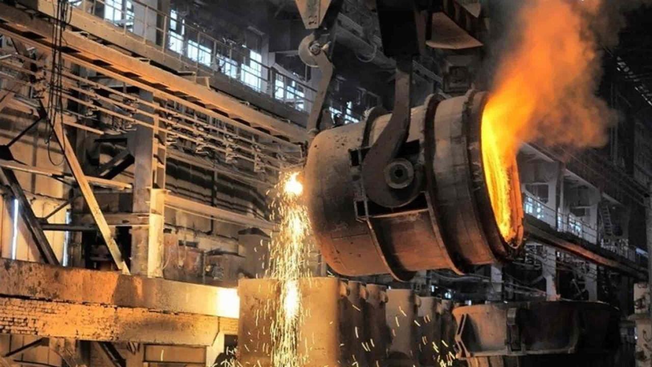 El índice de volumen físico de la Producción Minerometalúrgica del país aumentó 5.1%