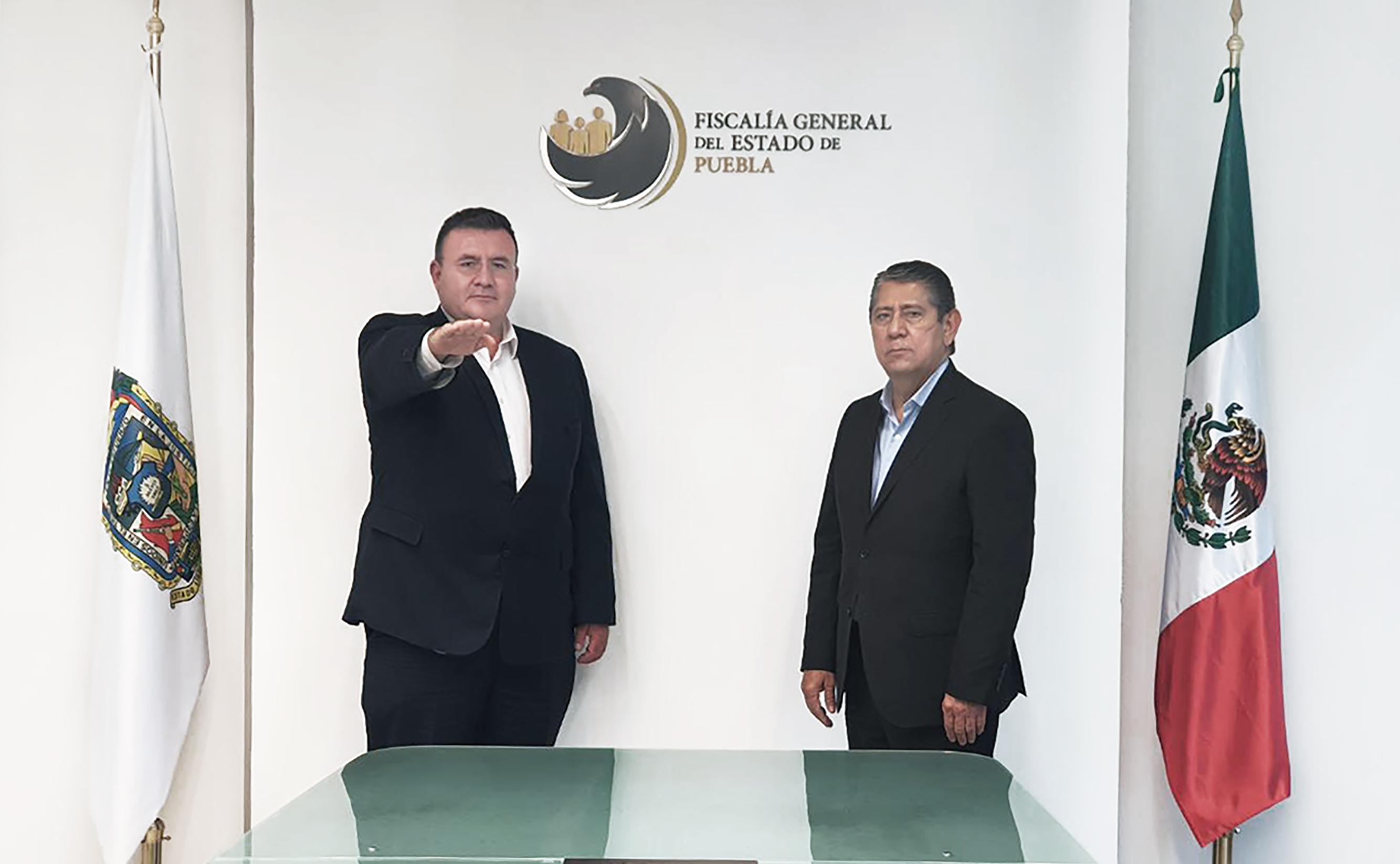 Designa el Fiscal General de Puebla a fiscales especializados