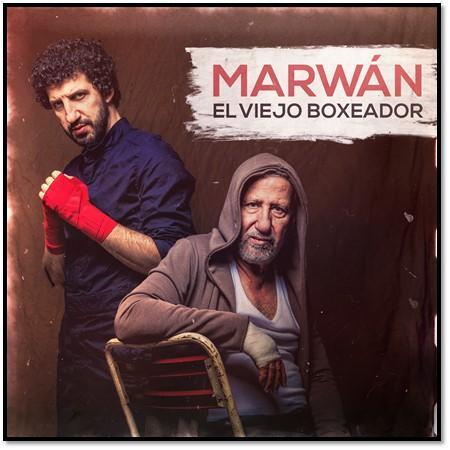 """Marwán promueve su nuevo disco """"El Viejo Boxeador"""". Se declara """"un cantante mexicano nacido en España"""""""