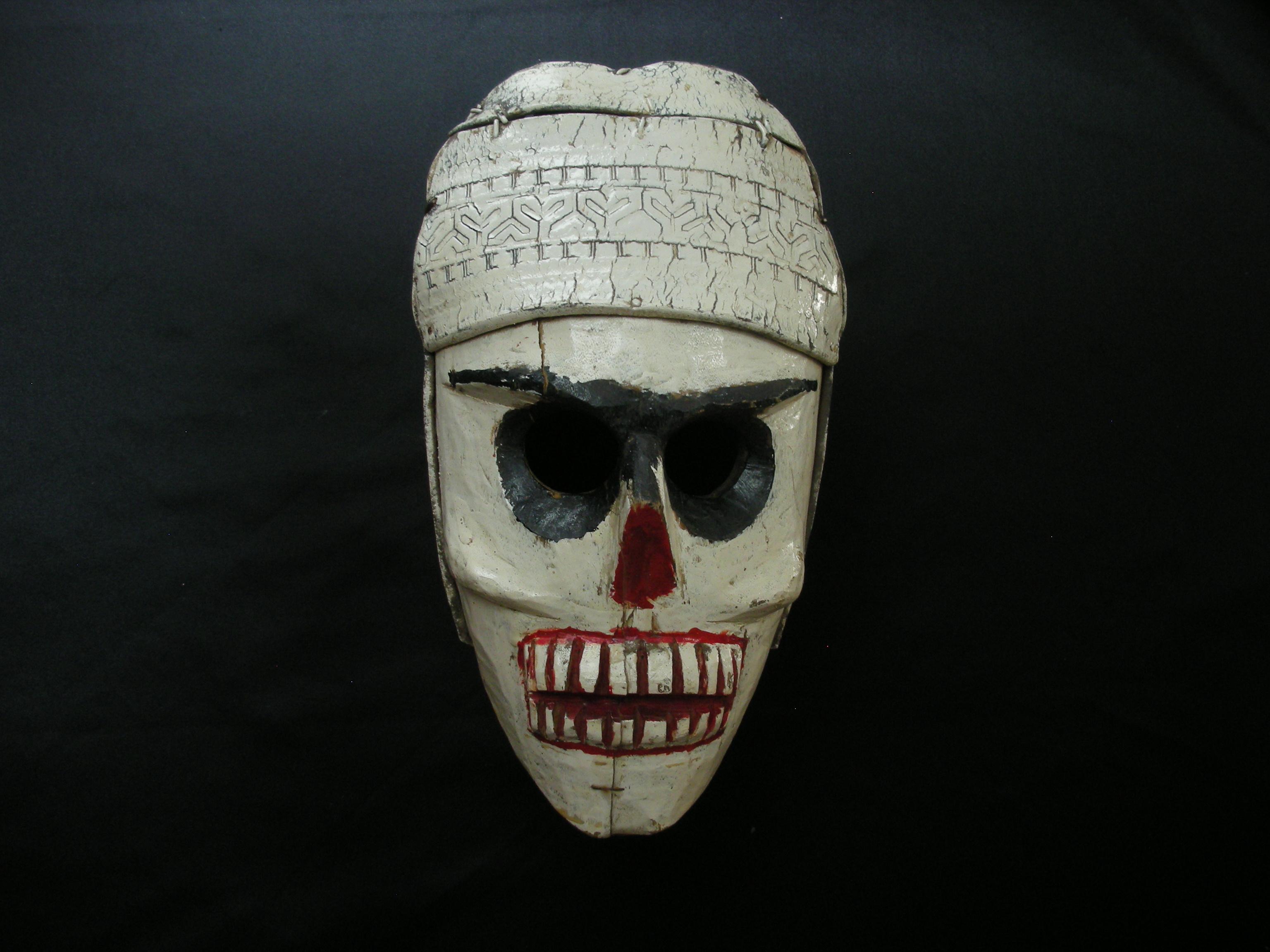Máscara de la Muerte