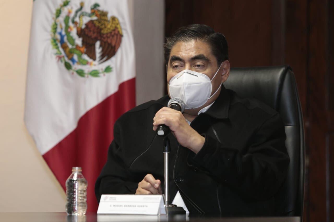 ASE descarta observaciones o faltas graves en la gestión de Luis Miguel Barbosa Huerta