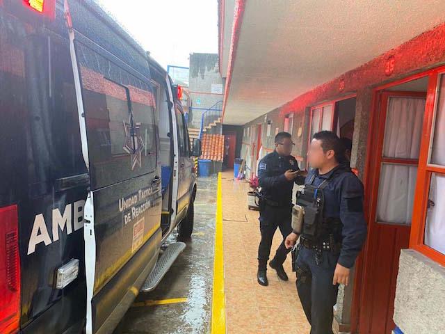 Exitosamente, rescató policía municipal de Puebla a tres víctimas de secuestro virtual