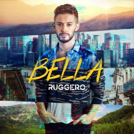 """""""Bella"""": nuevo sencillo de Ruggero, que lo presenta junto con el video oficial"""