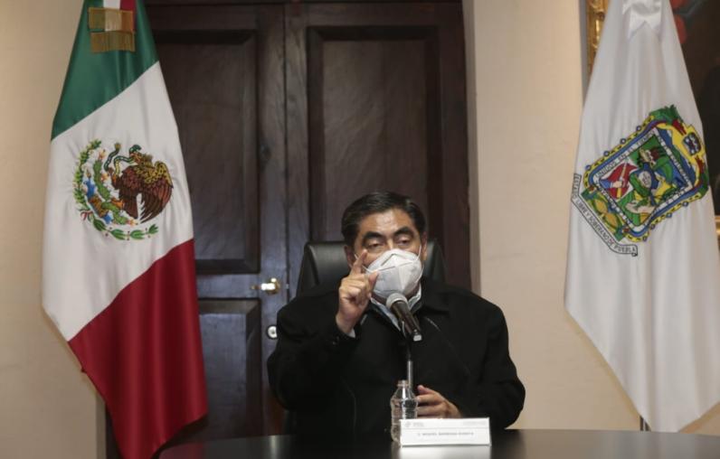 Gobernador Barbosa aseguró que AMLO y la 4T respetan la libertad de expresión