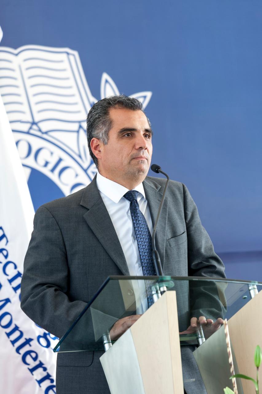 Es Jorge Francisco Rocha nuevo Director General del Tecnológico de Monterrey en Puebla