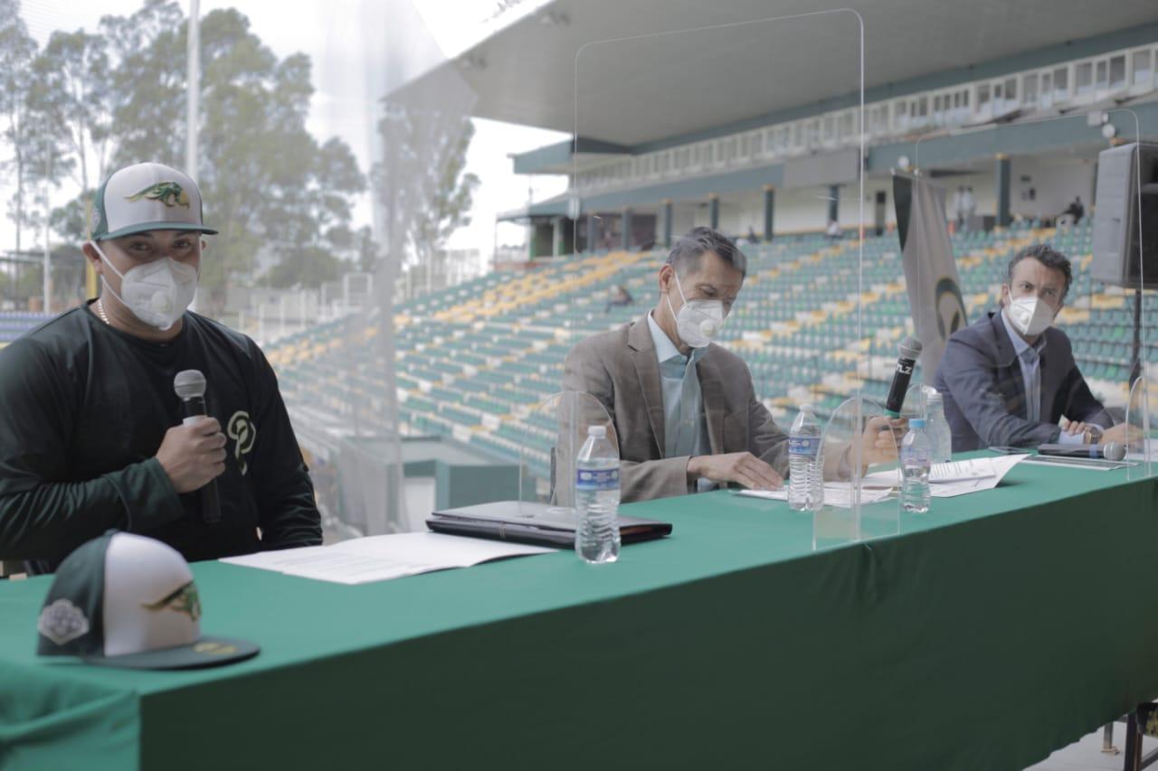 Pericos de Puebla arranca entrenamientos de cara al primer torneo Patrio de Béisbol Texcoco 2020