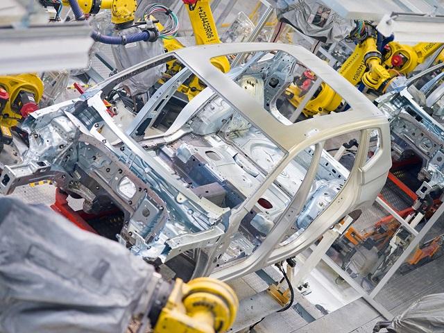 Crecen exportaciones automotrices en Puebla