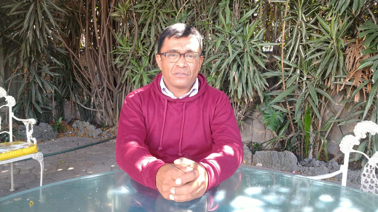 Lamenta Edgar Garmendia que en el país y el estado no exista una oposición pensante