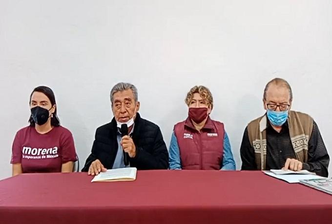 """Condena Abraham Quiroz """"pelea"""" al interior de Morena"""