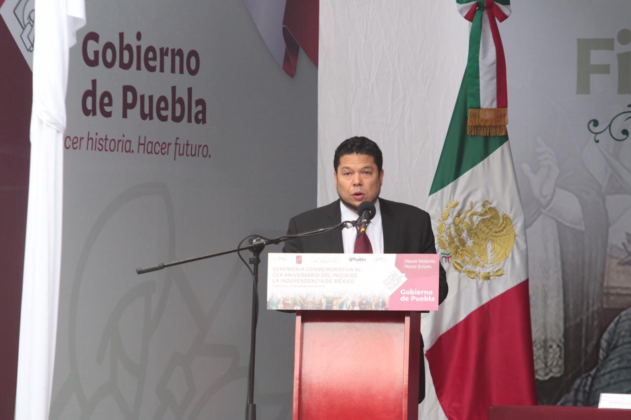 El Congreso de Puebla es uno de los más austeros del país: Biestro Medinilla