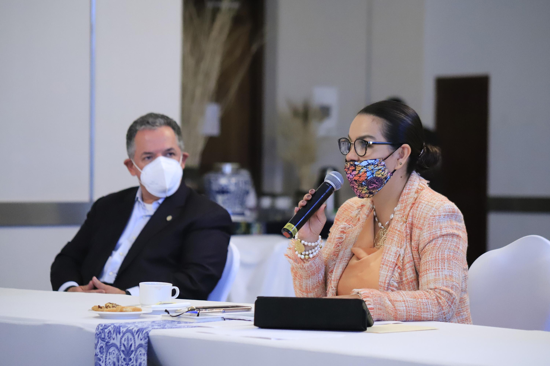 Realiza Secretaría de Turismo reunión de trabajo con integrantes del CNET