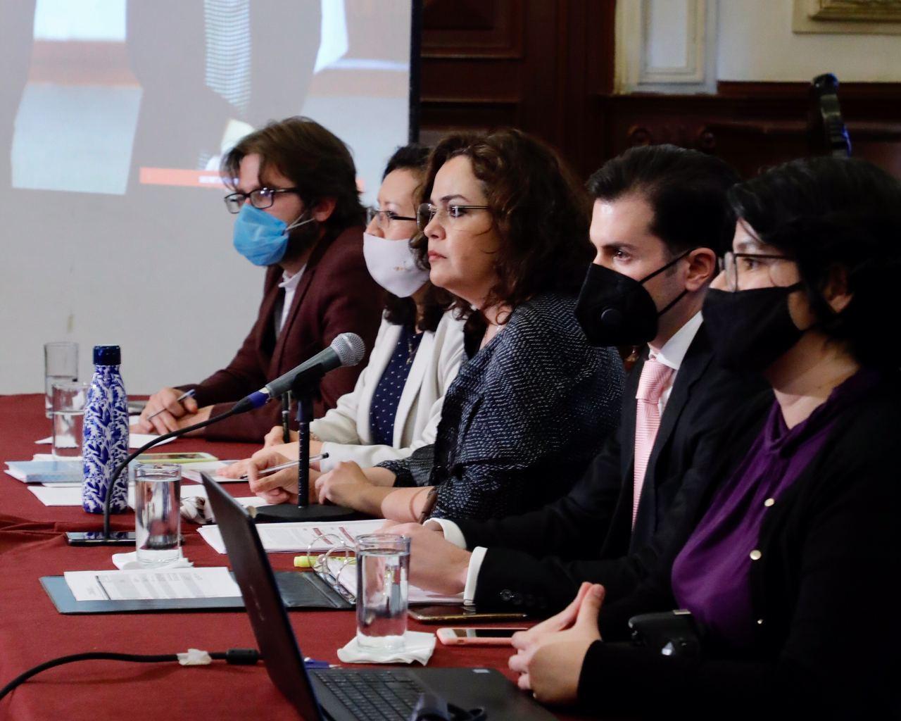 Concluye quinto día de comparecencias en el Cabildo de Puebla