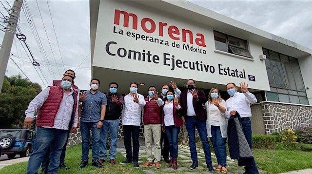 Con estabilidad y paso firme trabajará Morena con Mario Delgado en la presidencia del CEN