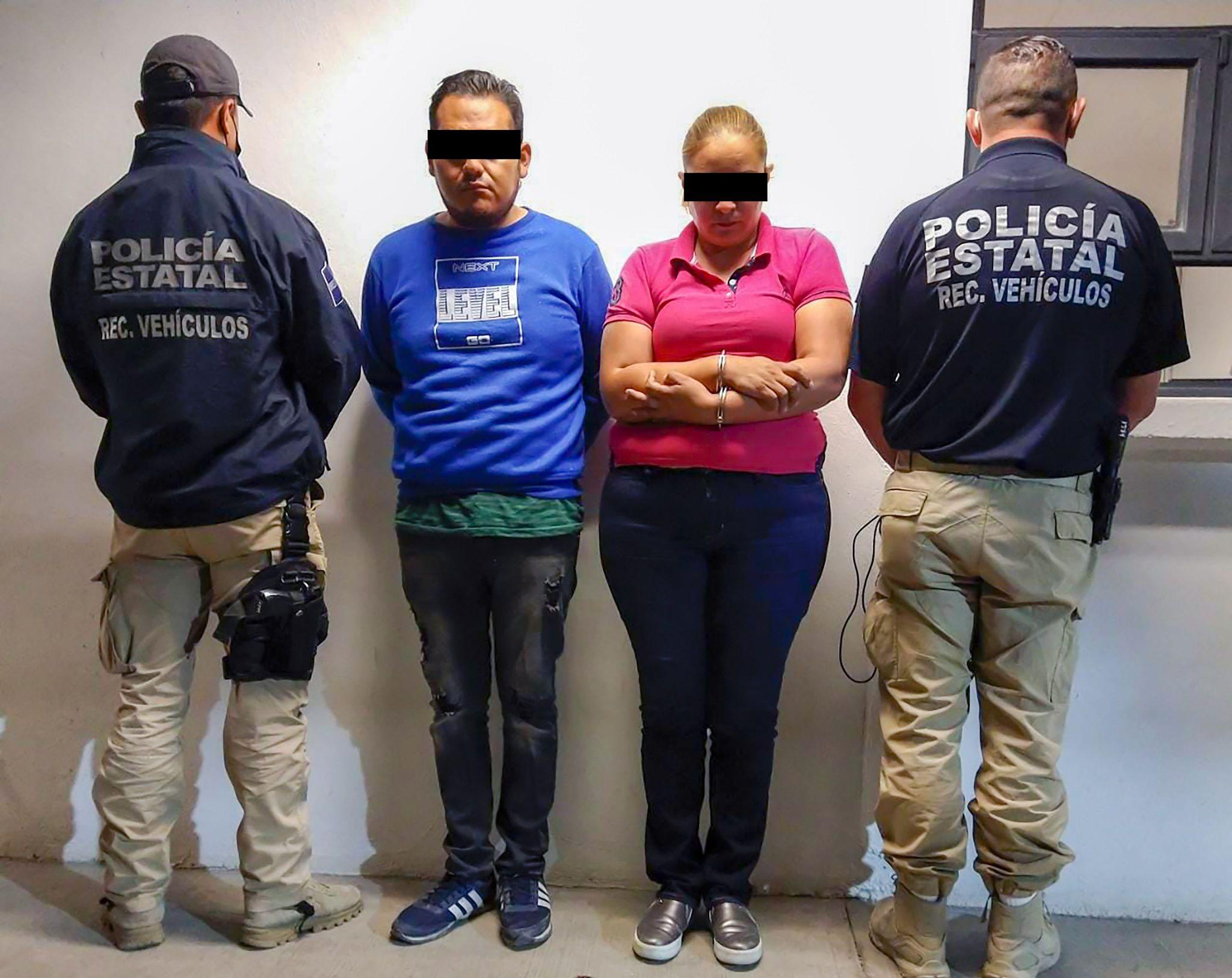 La SSC recupera un tractocamión con reporte de robo en Tlaxcala