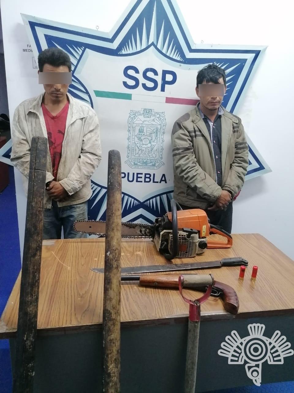 """Detiene Policía Estatal a dos integrantes de la banda de """"El Cacaloco"""""""