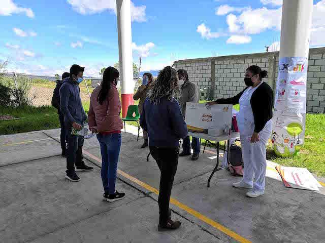 Realiza ITJ campaña de salud en Tlaxco