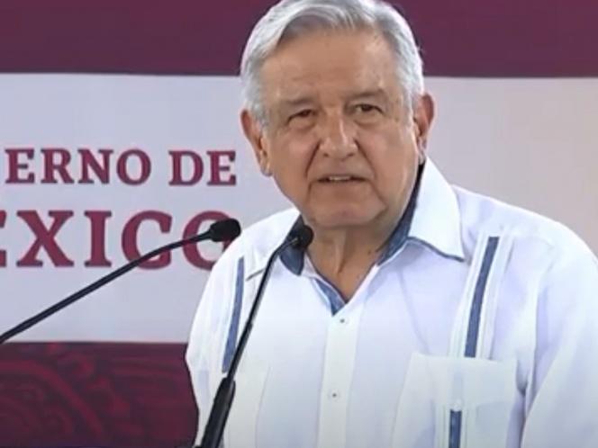 No se puede culpar a toda la Sedena por Cienfuegos: López Obrador