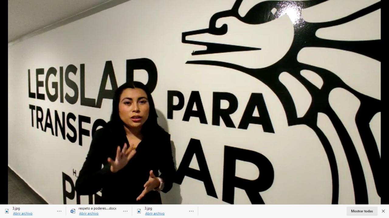 Aliadas de Gabriel Biestro arremeten contra Claudia Rivera