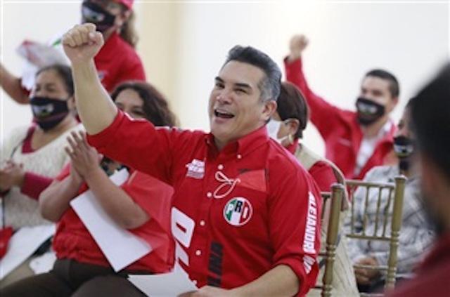 El único partido político que puede poner orden en el desorden en que está México, es el PRI: Alejandro Moreno