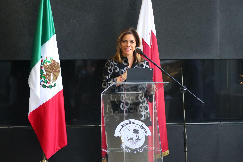 Embajada del Estado de Qatar dona insumos médicos a Puebla
