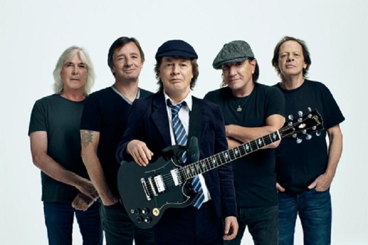 """""""Power Up"""", el nuevo disco de AC/DC saldrá el jueves 13 de noviembre"""