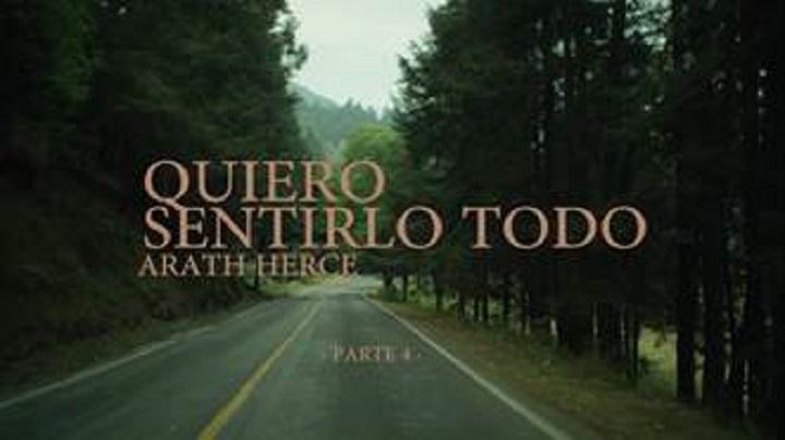 """""""Quiero sentirlo todo"""": nuevo sencillo de Arath Herce, para su álbum debut """"Balboa"""""""