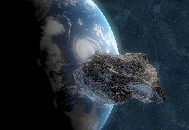 2018VP1: este es el asteroide que pasará cerca de la Tierra el Día de Muertos