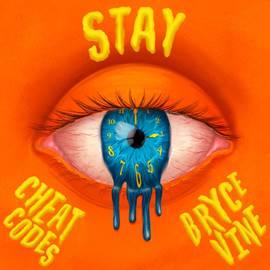 """""""Stay"""": nuevo sencillo de Bryce Vine en colaboración con Cheat Codes"""