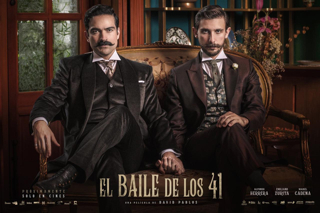 """La película """"El Baile de los 41"""", llega a las salas de cine el 19 de noviembre"""