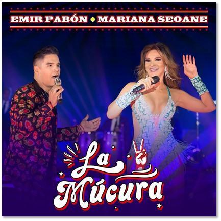 """Emir Pabón lanzó """"La Múcura"""" a dueto con Mariana Seoane"""