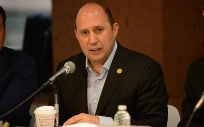 Fernando Manzanilla presentó su informe como diputado federal