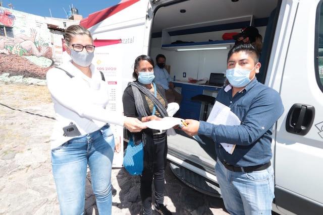 Realiza Registro Civil del SEDIF jornada gratuita en Azumiatla