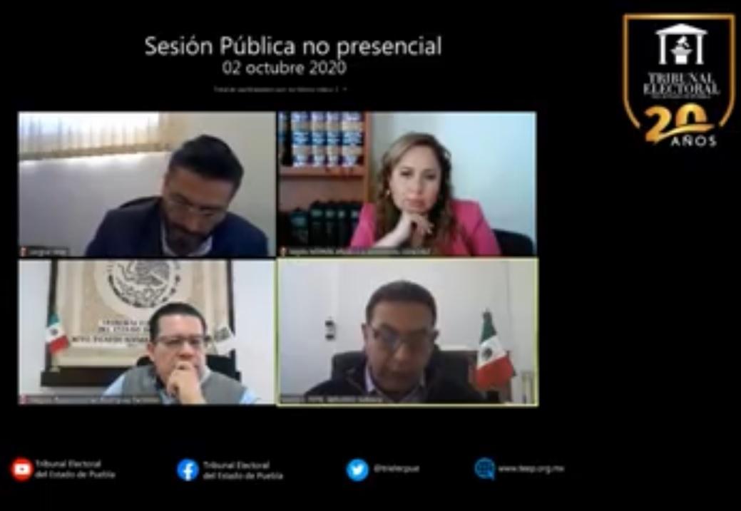 TEEP resuelve siete recursos de apelación y un juicio para la protección de los derechos políticos electorales del ciudadano