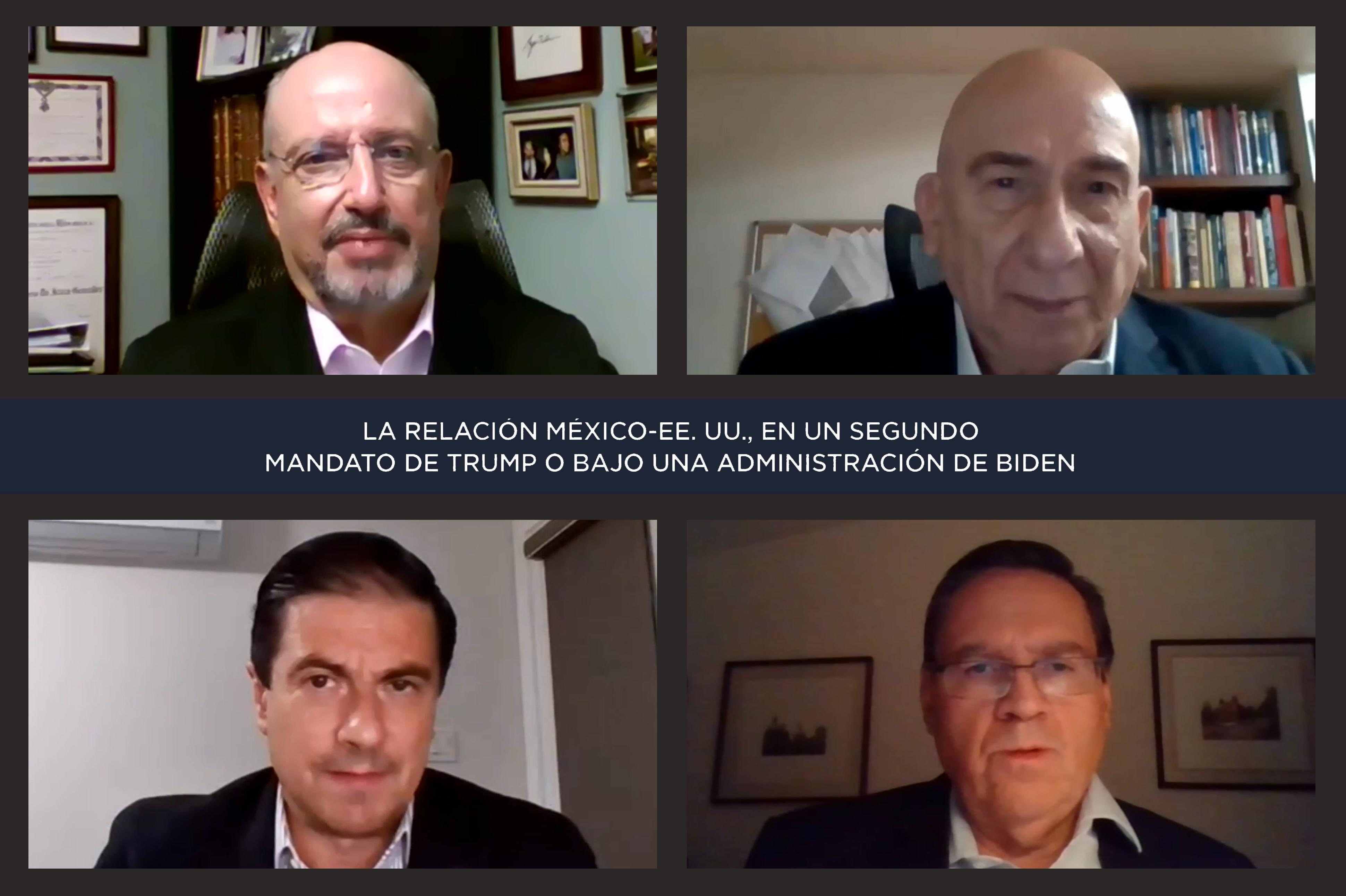 El futuro de la elección en EUA debe ser aprovechado por México, webinar de la UDLAP