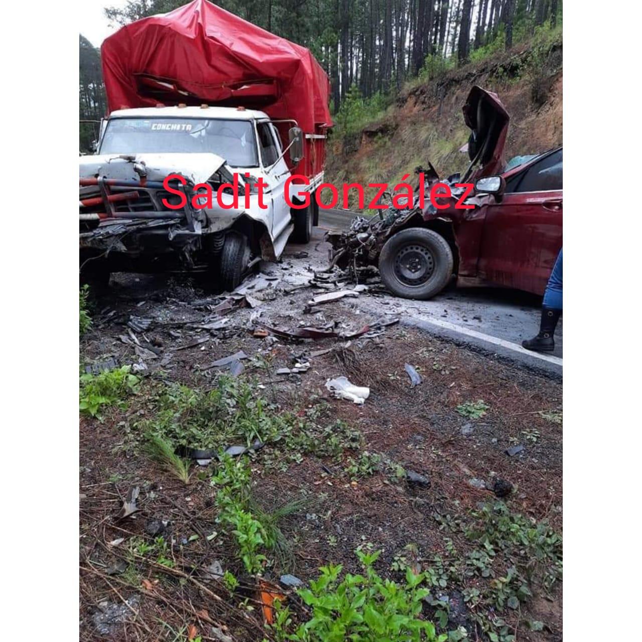 Fuerte accidente en la carretera federal Chignahuapan-Aquixtla cobra la vida de una persona