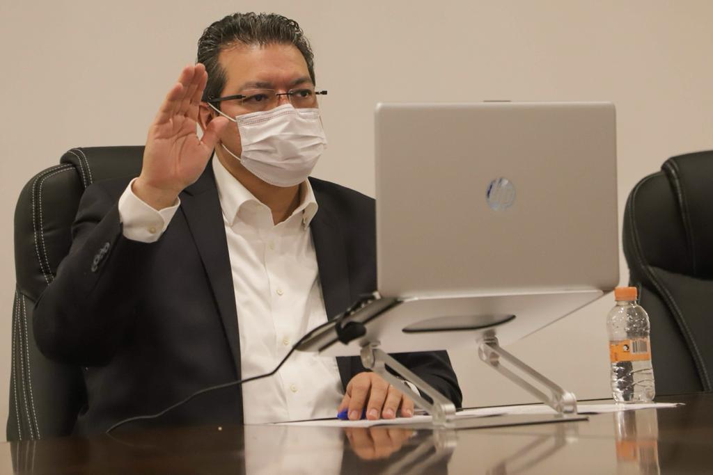 PRI, en su momento de mayor competitividad: Marco Mena