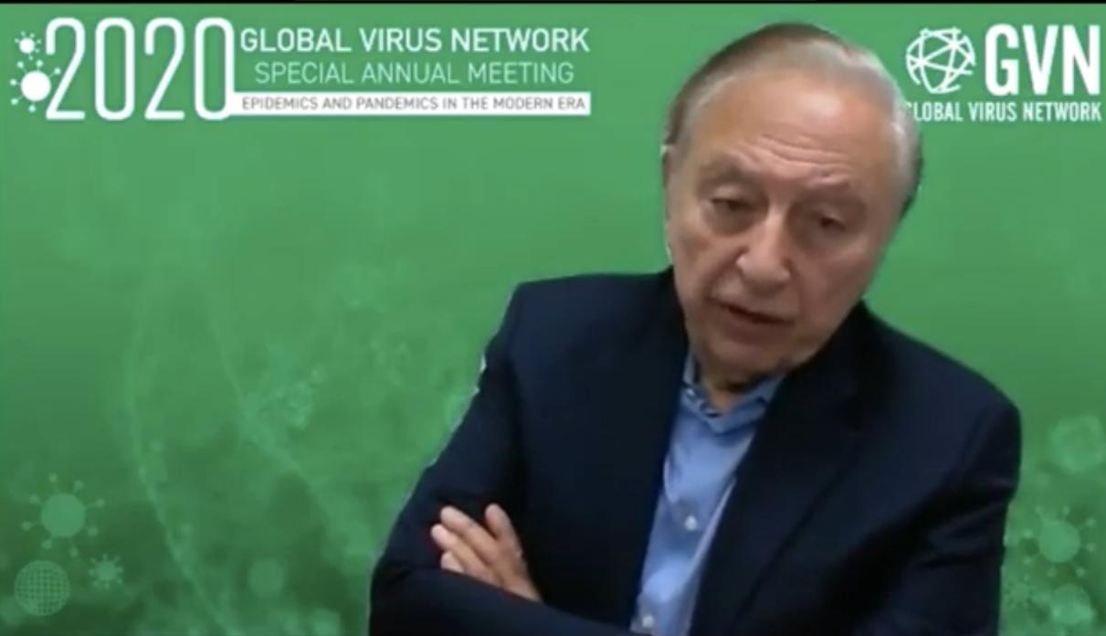 Los más grandes expertos en virus de la GVN se reúnen hoy para identificar los avances más promisorios en la batalla contra la COVID-19