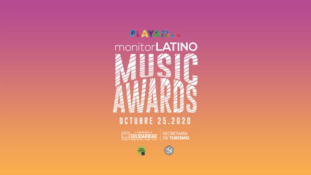 Todo listo para la primera edición de los monitorLATINO Music Awards