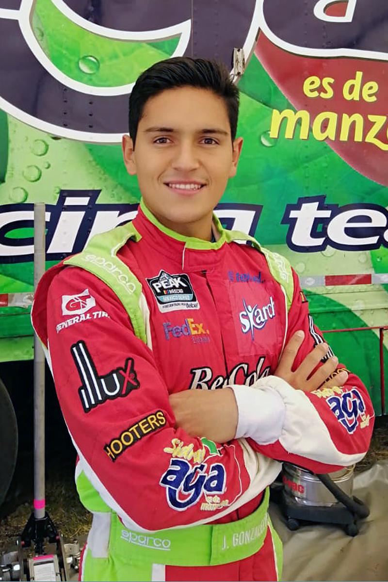 Suma Juan Manuel González otro Top Five en doble fecha de Querétaro