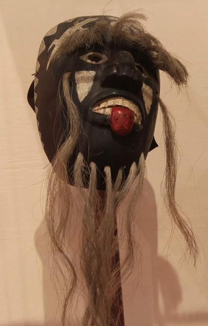 Danza de Pascola en el Museo Nacional de la Máscara
