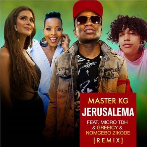 """Micro TDH & Greeicy se unen al éxito mundial """"Jerusalema"""" productor y DJ Master KG"""