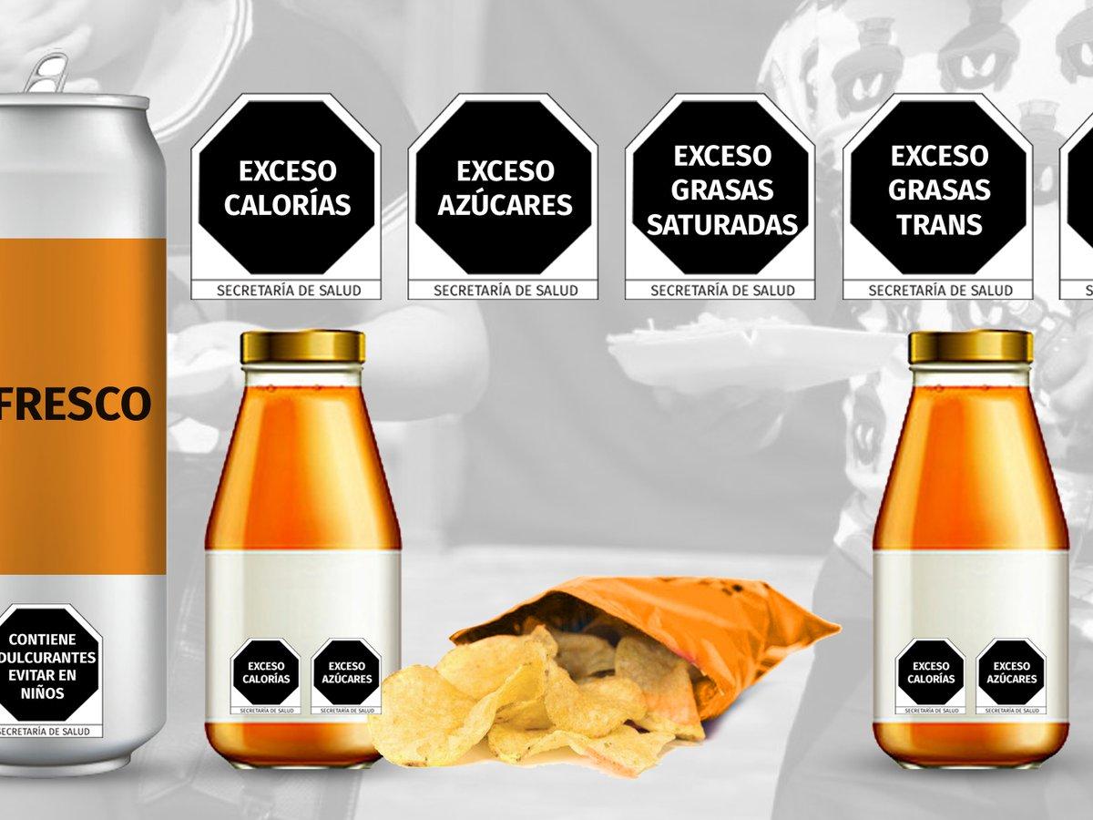 #HágaloUstedMismo ¿Cómo interpretar el nuevo etiquetado de productos?