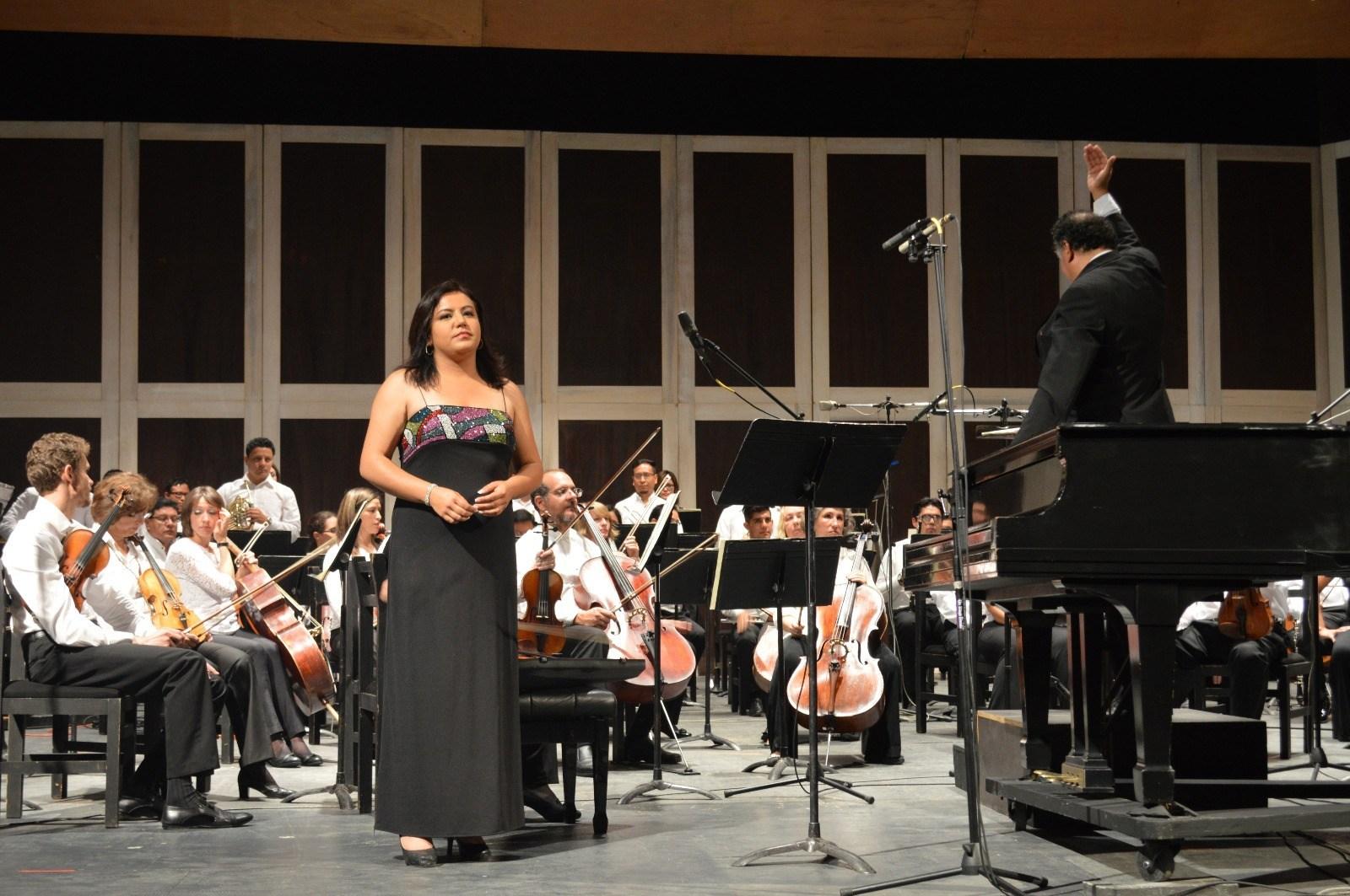 Música de Mendelssohn y Mahler con la OSSLP por TV abierta este fin de semana