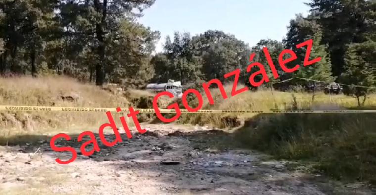 Localizan toma clandestina de Gas LP en Santa María Xonacatepec