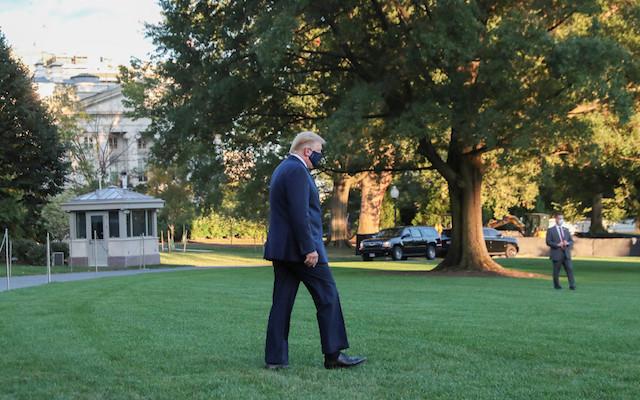 """Trump evoluciona """"muy bien"""", según versión oficial, pero fuentes de la Casa Blanca no comparten el optimismo"""