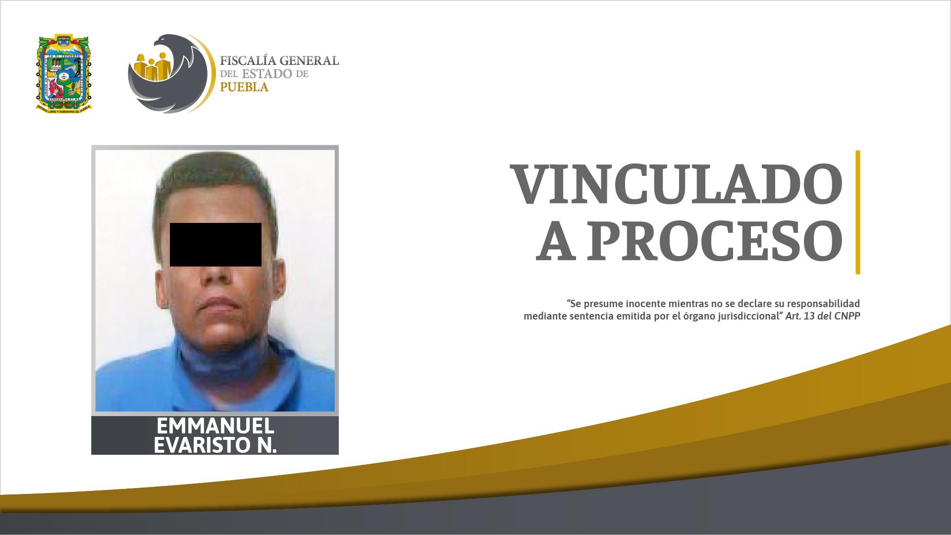 Vinculado a proceso por violación de una menor en Albino Zertuche