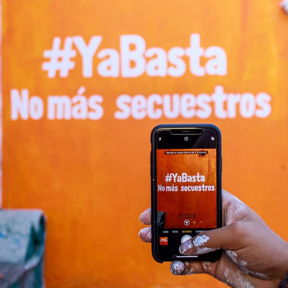 El proyecto #YaBasta responsabiliza al H. Ayuntamiento de Huejotzingo 2018-2021 de  cualquier daño moral y físico