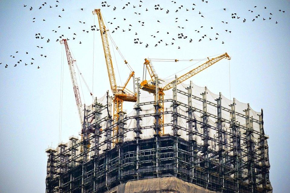La Inversión Fija Bruta registró un crecimiento en términos reales de 4.4%