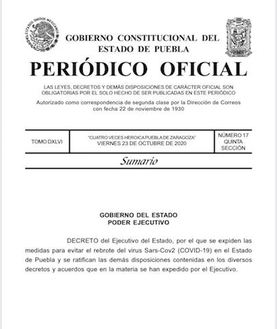Gobernador Barbosa hace oficial las 11 medidas contra el coronavirus