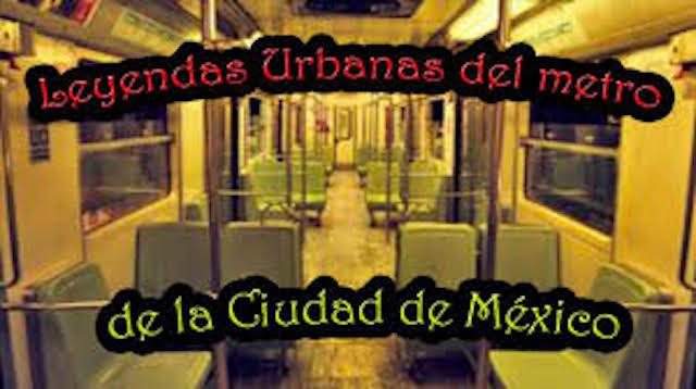 Leyendas de Terror desde el metro